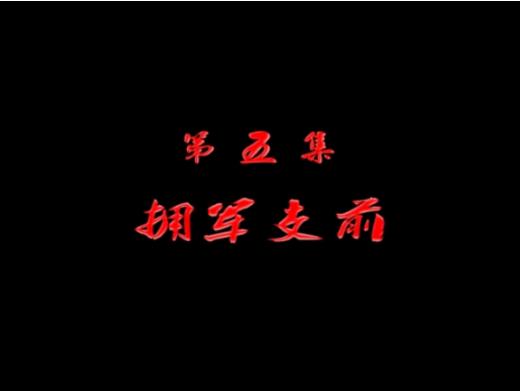 《紅旗漫卷諸廣山》第五集:擁軍支前