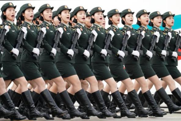 慶祝新中國成立70周年閱兵準備工作進展順利