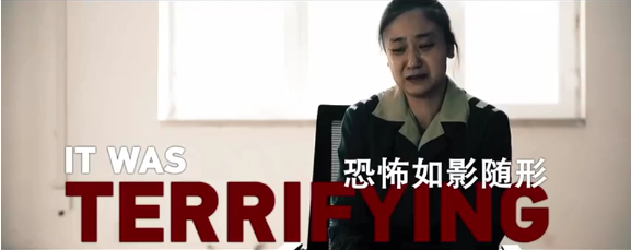 《暗流涌动——中国新疆反恐挑战》